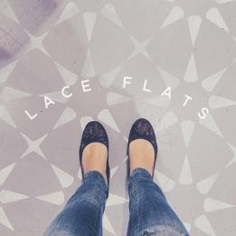 Lace Flats, Banana Republic, Lace Shoes